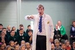 school trip at Anti-Bullying