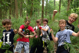Personal Development- Outdoor Learning