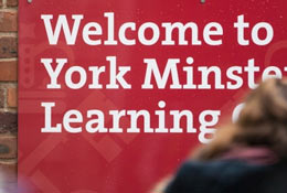 York Minster school groups